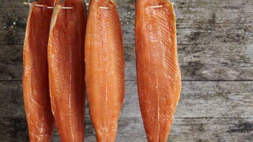 Рыба холодного копчения с доставкой